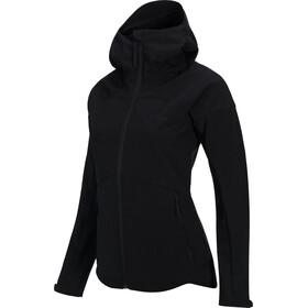 Peak Performance Adventure Hood Jacket Women Black